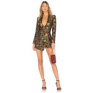 Lovers + Friends NWT Ally Mini Blazer Dress